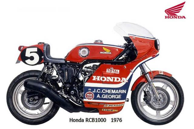 ホンダCB750Fという伝説のバイク...