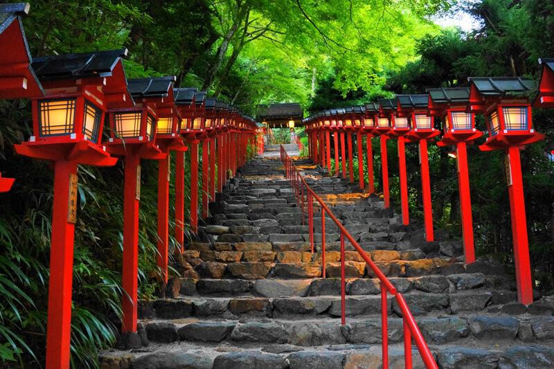 「京都 貴船神社」の画像検索結果