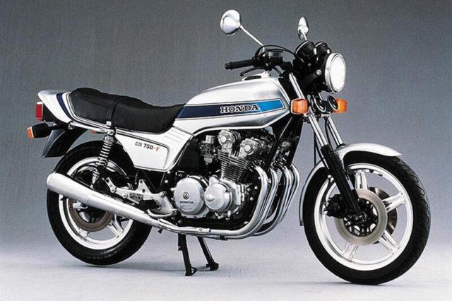 ホンダCB750Fという伝説のバイクがあったよね…
