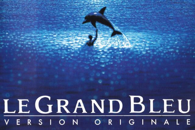 映画「グラン・ブルー」~海とイルカに魅せられた命を賭けた男の友情~