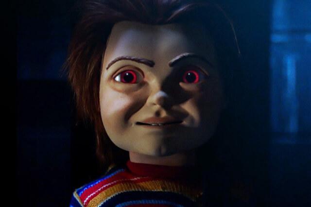 リメイクされた「チャイルドプレイ」!AI搭載の殺人人形チャッキーが怖過ぎる!
